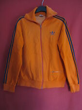 Veste Montlucon Trefoil ADIDAS Orange Ventex Made in France Sport 2000 - M