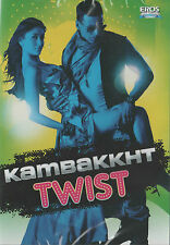 KAMBAKKHT TWIST - 52 BOLLYWOOD SONGS MUSIC DVD - FREE UK POST