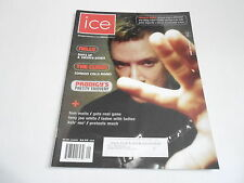 SEPT 2004 ICE vintage music magazine THE CLASH