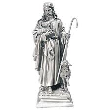 Jesus The Good Shepherd Garden Statue - Christ Christianity Mary Sacred Heart