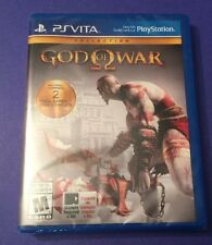 God of War Collection  PS Vita NEW