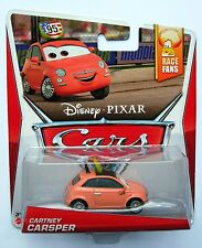Disney Pixar Cars   CARTNEY CARSPER   Rare UK !!