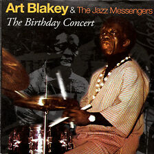 ART BLAKEY & JAZZ MESSENGERS the birthday concert 2CD mini-LP sleeve MARSALIS