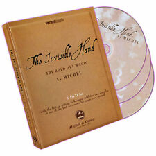 The Invisible Hand (3 DVD set) by Michel - Magic Tricks