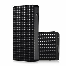 15000mAh Portable Charger Dual USB Power Bank External Battery for Cell Phone