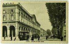 Cartolina Formato Piccolo - Torino - Stazione Di Porta Nuova Viaggiata