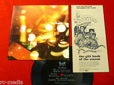 THE BEATLES -Seventh Christmas Record- Ultra Rare 1969 Flexi WITH INSERT!