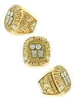 LA LAKERS AUTHENTIC CHAMPIONSHIP RING from 2001 Season BACK 2 BACK!!