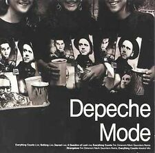 Everything Counts [#3] [Single] by Depeche Mode (CD, Jun-1992, Warner Bros.)