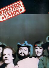 WESTERN UNION country music GERMAN 1983 EX LP