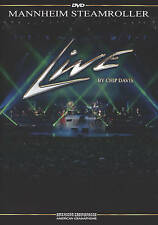 Mannheim Steamroller: Live New DVD