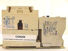 CUTLER HAMMER AN16DNO NEMA 1 27A W/C3066NS series B1 : C320KGS1 series A2
