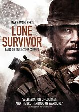 LONE SURVIVOR Mark Wahlberg DVD BRAND NEW FREE SHIPPING