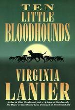 Ten Little Bloodhounds : A Jo Beth Sidden Mystery by Virginia Lanier (1999, Hard