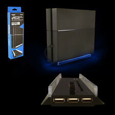 PS4 - Vertical Stand with 3 USB Port (KMD) Brand New In Stock