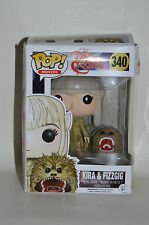Funko Pop! Movies: The Dark Crystal: Kira & Fizzgig (Ding & Damaged Box)