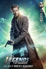 POSTER LEGENDS OF TOMORROW ARROW THE FLASH ARTHUR DARVILL RIP HUNTER SERIE TV #5