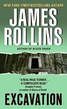 EXCAVATION by JAMES ROLLINS 2007 PB (NEW)