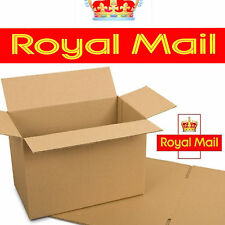 10 x NEW DEEP Max Size Royal Mail Small Parcel Packet Postal Boxes 450x350x160mm