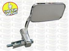 NORTON BOBBER CHOPPER CAFE RACER CHROME BAR END CHROME MIRROR