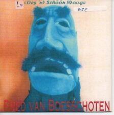 (AE348) Fred Van Boesschoten, Schoon Waoge - 2000 CD