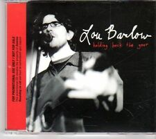 (EX798) Lou Barlow, Holding Back The Year - 2005 DJ CD