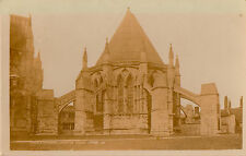 Lincoln Cathedral,Chapter House 1909 (Valentine's series No.5828)