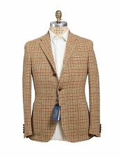 NWT POLO Ralph Lauren Custom Fit Sportcoat 40 Made in Italy of Wool & Alpaca