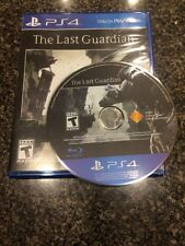 The Last Guardian PS4 FREE SHIPPING