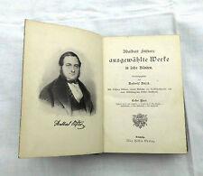 Stifters Werke in sechs Bänden - Band 1 Sein Leben Biografie Adalbert Stifter