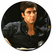 Parche imprimido, Iron on patch /Textil Sticker/ - Scarface, Al Pacino