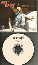 ZEE AVI Book Of Morris Johnson 2011 USA PROMO Radio DJ CD Single MINT