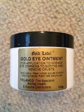 GOLD LABEL Gold Eye Equine Ointment for Horses *FREE POSTAGE* Golden Eye