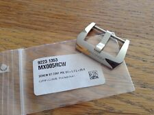 OFFICINE PANERAI OEM 22mm POLISHED TANG BUCKLE BRAND NEW