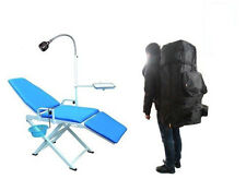 Greeloy New Updated Folding Portable Dental Chair GU-P109A-2 with Backpack