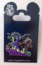 Disney Pin 35980 NEW Maleficent as Dragon Sleeping Beauty Villain Collection