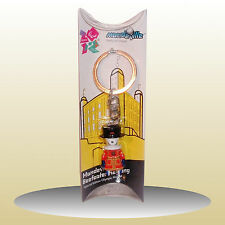 Mandeville Beefeater Souvenir Keychain - Olympic Mascot London 2012 - Die Cast