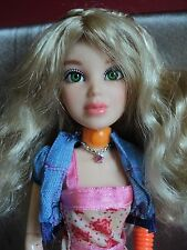 Adorable Spin Master Liv Doll Blond Hair Green Eyes