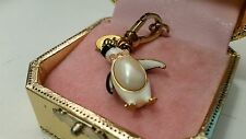 JUICY COUTURE LIMITED EDITION 2008 WINTER PENGUIN CHARM