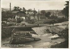 Wittigsthal b. Johanngeorgenstadt-Brückeneinsturz durch Unwetter, Franz Landgraf