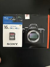 Brand New Sony A7 II Full-frame Mirrorless Digital Camera a7 Mark 2 (Body Only)