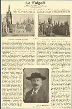 29 LE FOLGOET ARTICLE PRESSE PAR VINCENT INIZAN 1929