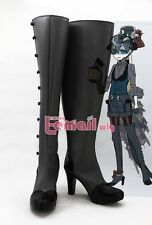 Black Butler Kuroshitsuji Ciel Little Devil cosplay costume Boots Boot