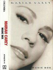 MARIAH CAREY MUSIC BOX CASSETTE ALBUM inc. Bonus track RnB/Swing, Downtempo
