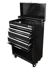 New Steel Rolling Tool Chest Portable Storage Cabinet Mechanic Toolbox Cart