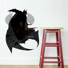 DIY Removable Batman Vinyl Art Wall Stickers Wall Decals Mural Kids Room Decor