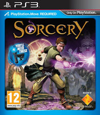 Sorcery Ps3 Move Juego * En Excelente Estado *