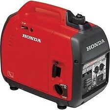 Portable Honda Generator - Inverted - CARB Appr - 120 Volt - 2000 Watt - 2.5 HP