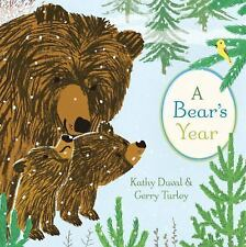 A Bear's Year by Duval, Kathy