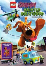 Lego Scooby-haunted Hollywood [dvd/national W/figure] (Hanna Barbera)